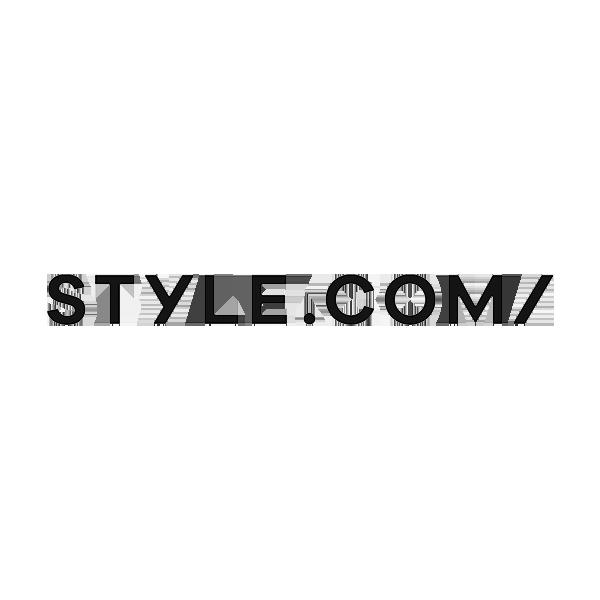 STYLE.COM  | 6.12.2015