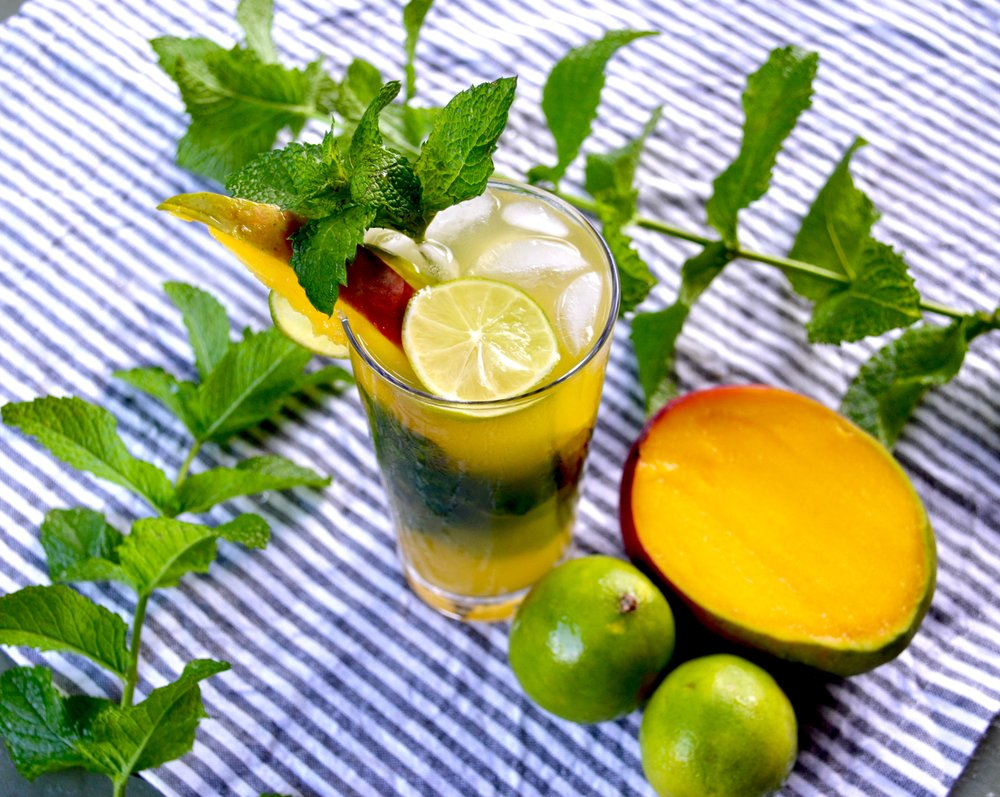 6 Delicious Fruit Mojito Recipes