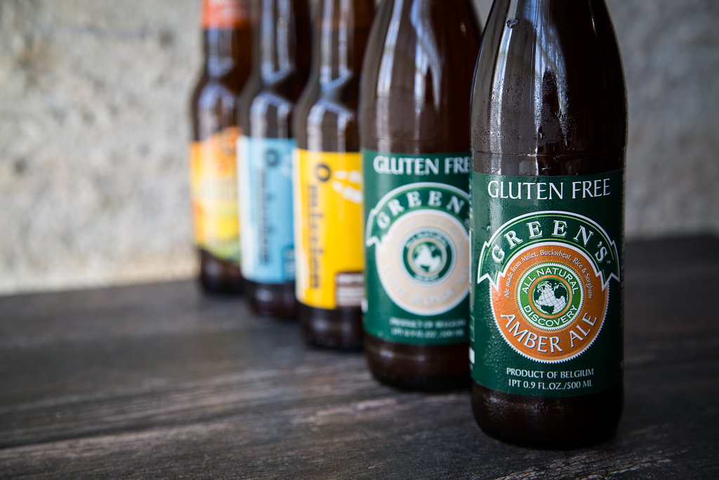 gluten free beer available