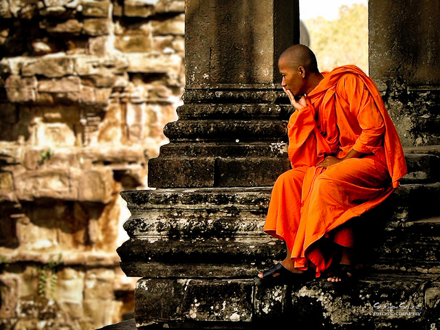 Angkor Wat, Cambodia (Flickr)