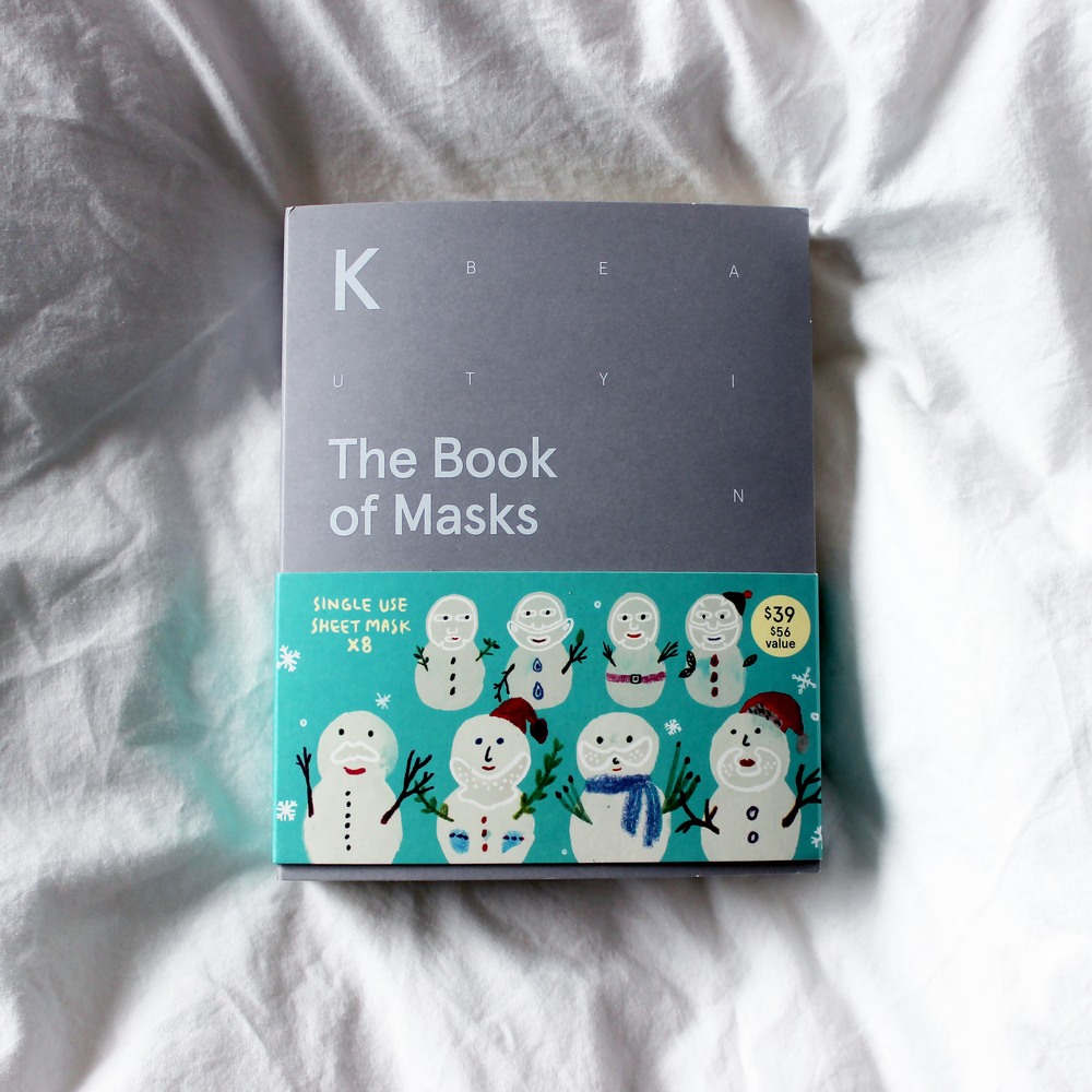 Dr. Jart Book of Masks (from Sephora, currently unavailable)