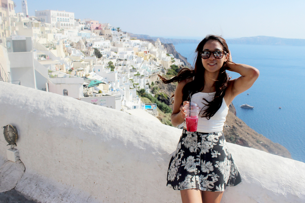 Santorini, Greece Travel Diary
