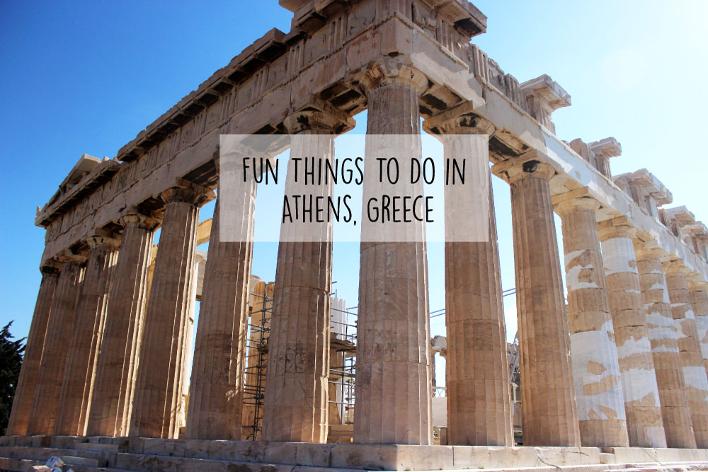 Fun Things to Do in Athens, Greence