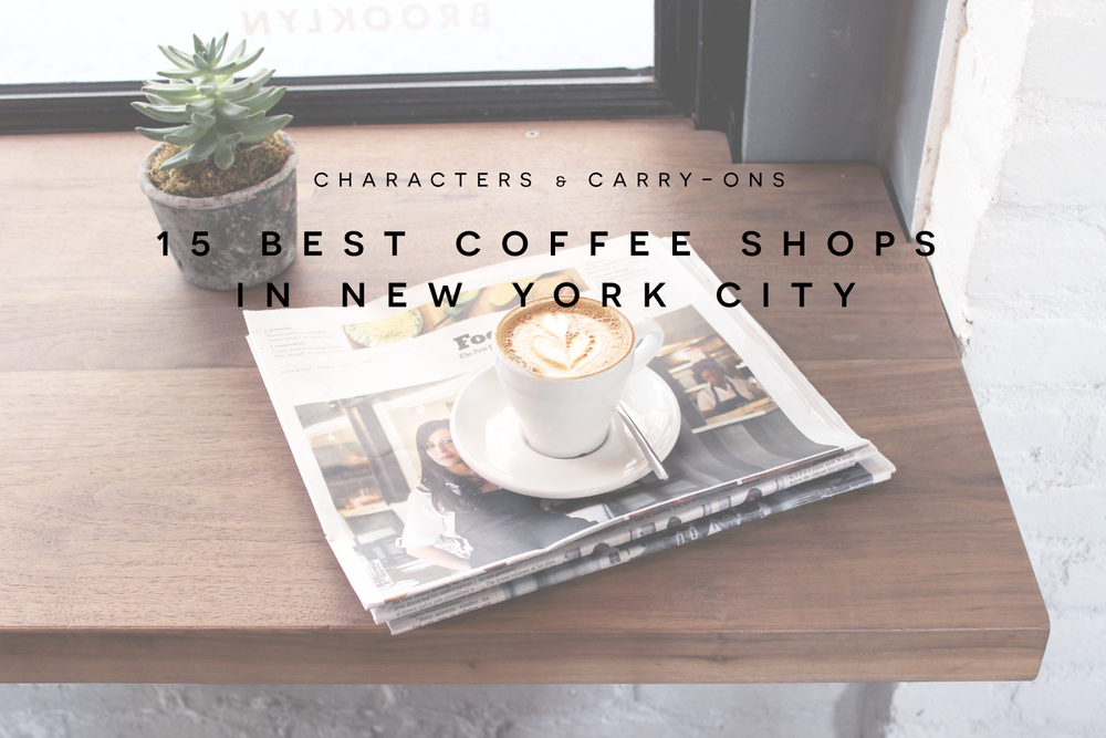 best coffee shops cafes in new york city