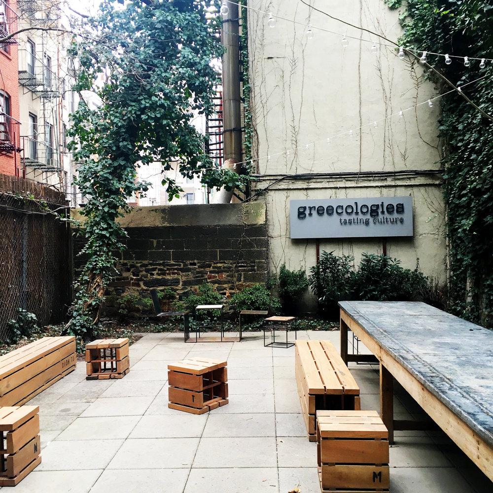 greecologies new york city