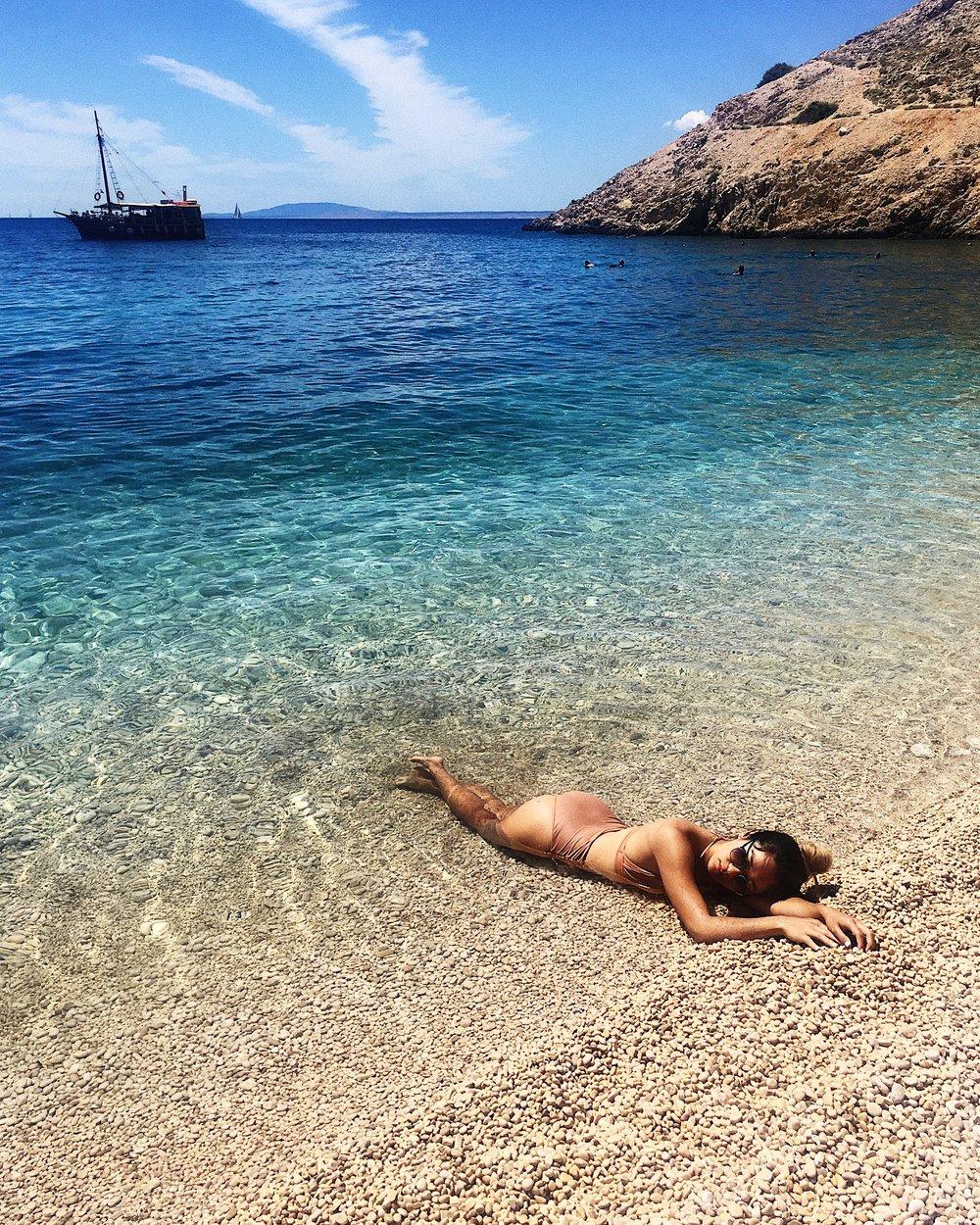 croatia nude bikini