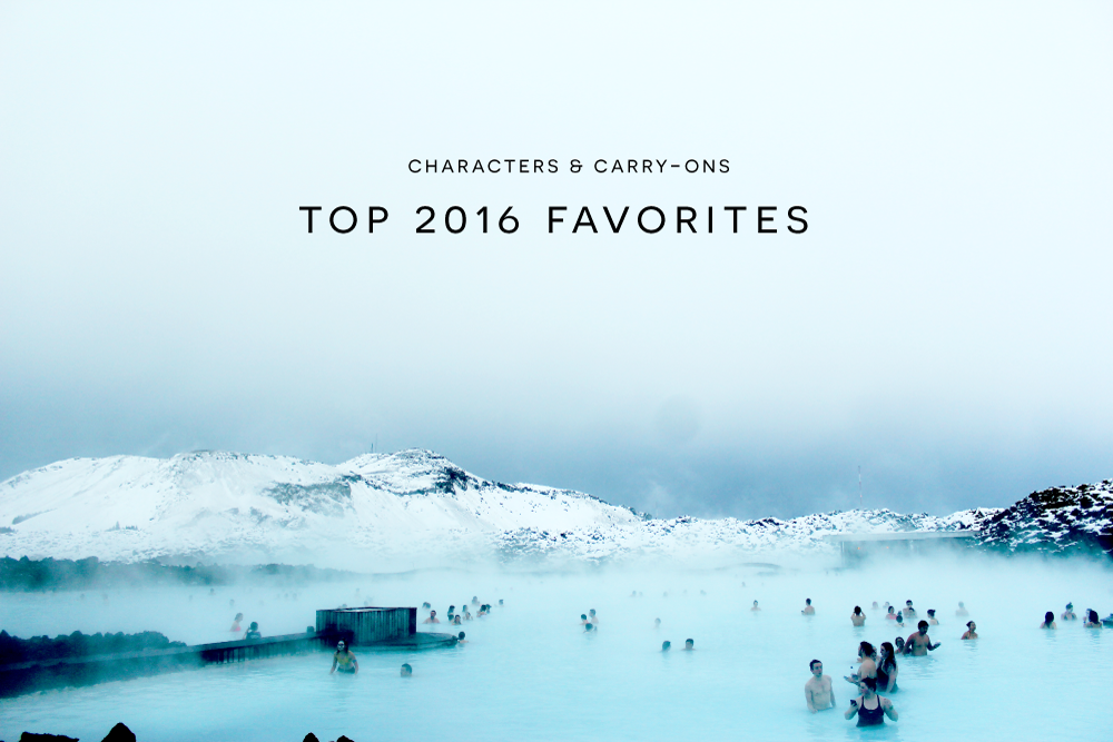 Top 2016 Favorites