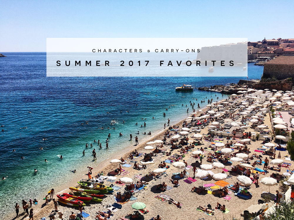summer 2017 favorites