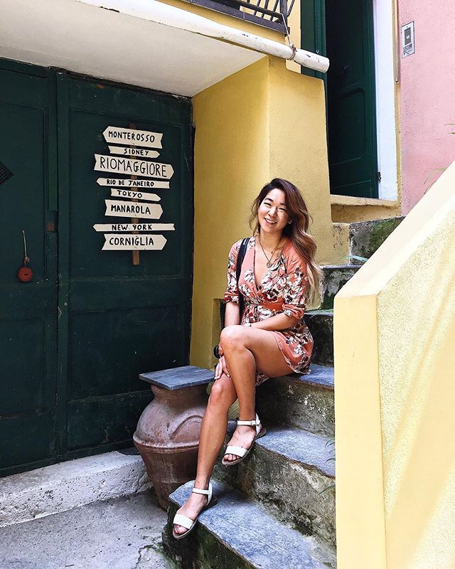 Guess the missing town 🌟 #cinqueterre