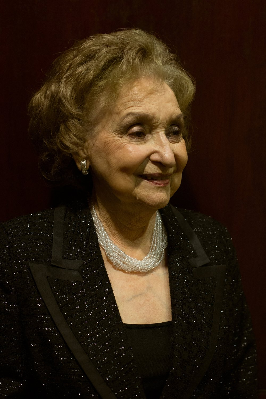 Teresa Seanz aka Barbara Walters