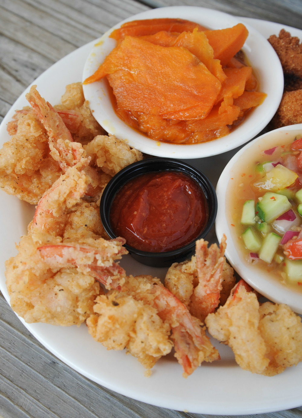 Hand-Battered Shrimp