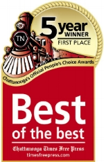 "Countryside Cafe has been awarded ""Best of the Best"" by Chattanooga Times Free Press first place winner for ""Best Meat and Three"" over the last 5 years  and ""Best Country Cooking"" for 3 years in a row now. Thank you for voting!"