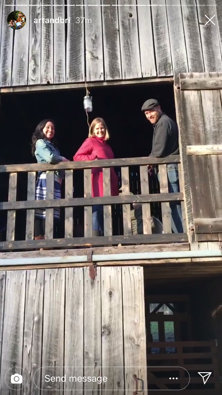 November 3, 2018 I am at a barn dance. Here I am with the famous YouTuber Justin Rhodes and his wife Rebekah. Jason and Justin had a great conversation about YouTubing and bringing an income in for their families. All of a sudden and out of the blue Rebekah starts venting to me about church. Her and I never talk about church or religion. But she initiated the conversation as if it were something we had been talking about before. She told me some things about the organized church that she was upset about. She told me she could never go back to an organized church. I listened and was stunned because all I kept thinking was this is exactly my dream.