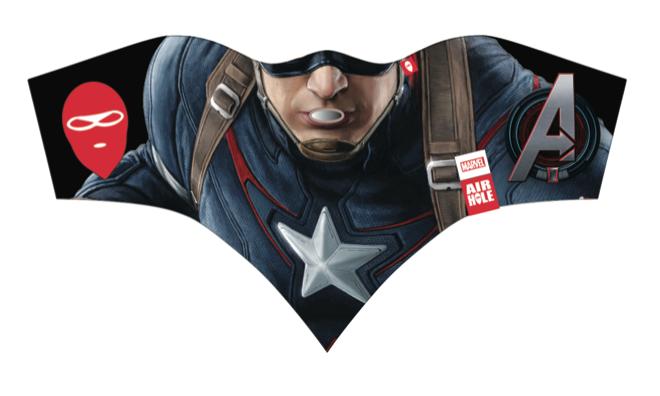 Captain America AHMS1-01