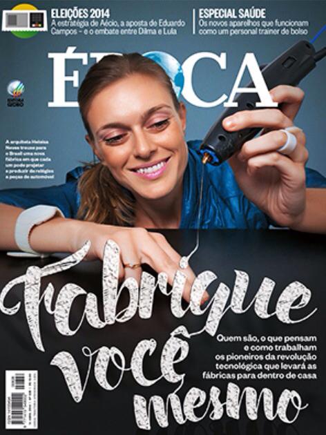 Epoca magazine-featuring Neftalie Williams