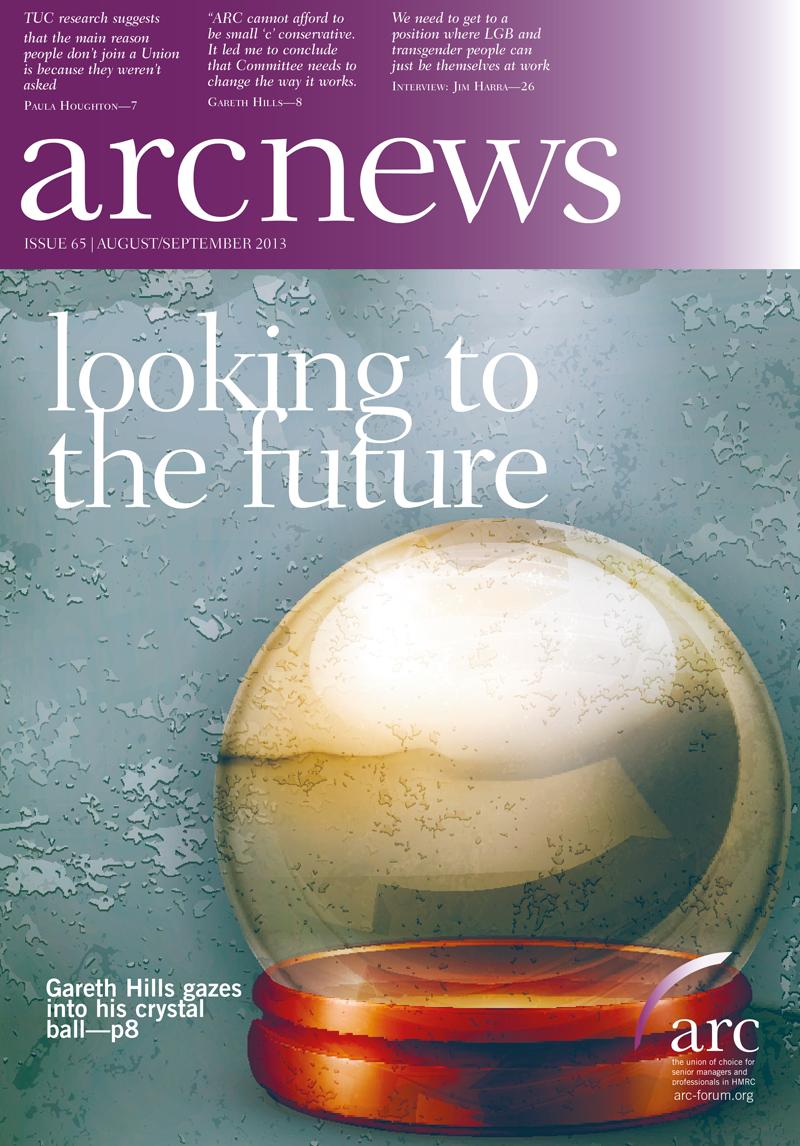 ARC News August 2013