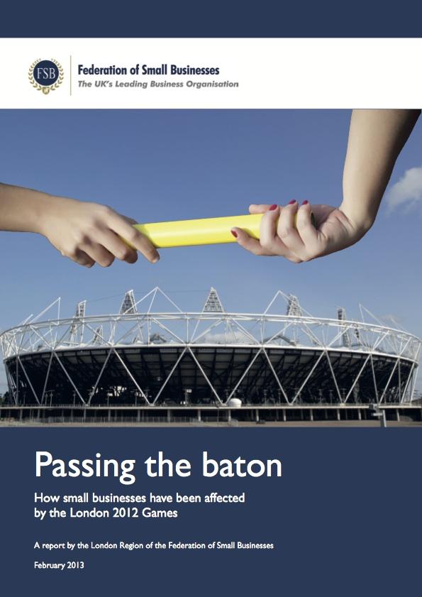 Passing the Baton - FSB