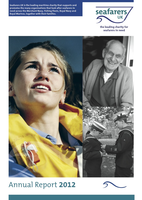 Seafarers UK Annual Report 2012