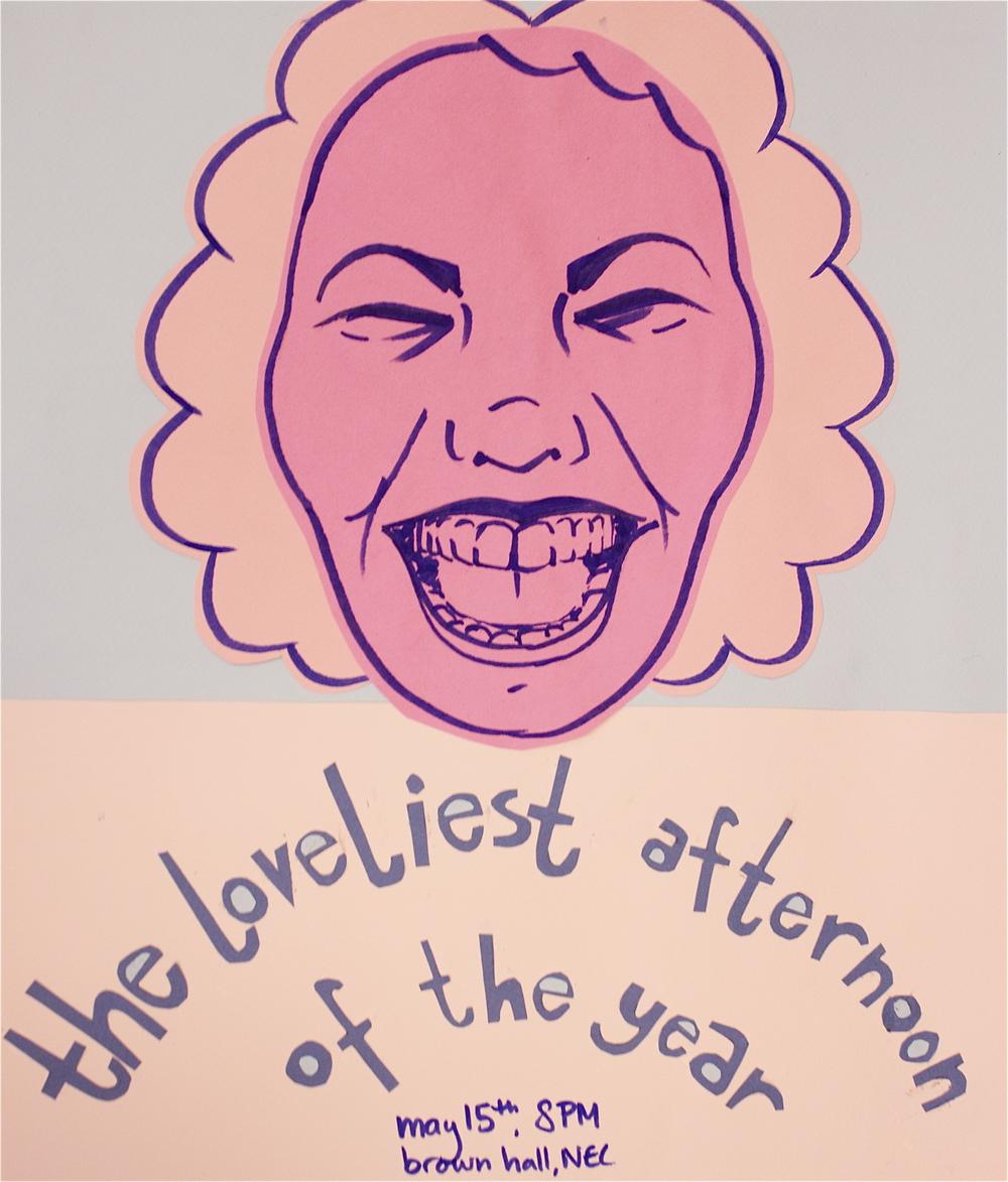 poster by Sami Stevens