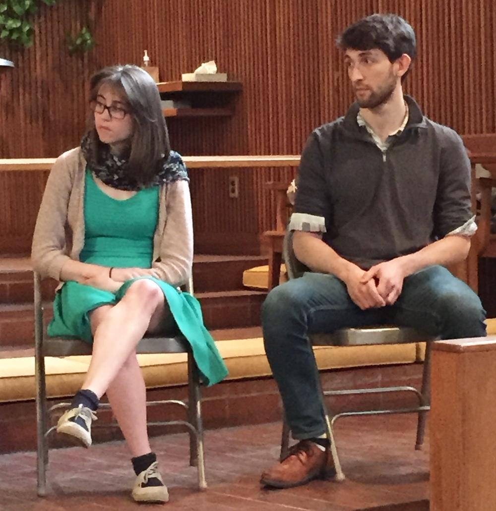 Pre-concert talk with Antico Moderno in Boston, MA