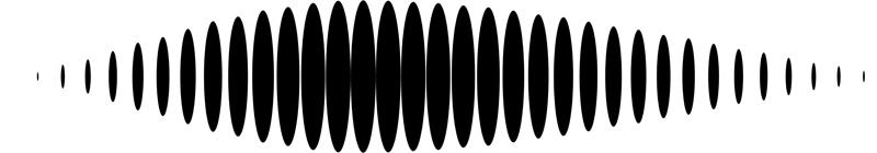 "Joshua Spodek   Chord , 2011  Digital print, acrylic lens, acrylic box  6"" x 34.5"" x 4.5"" ed. 1/5"