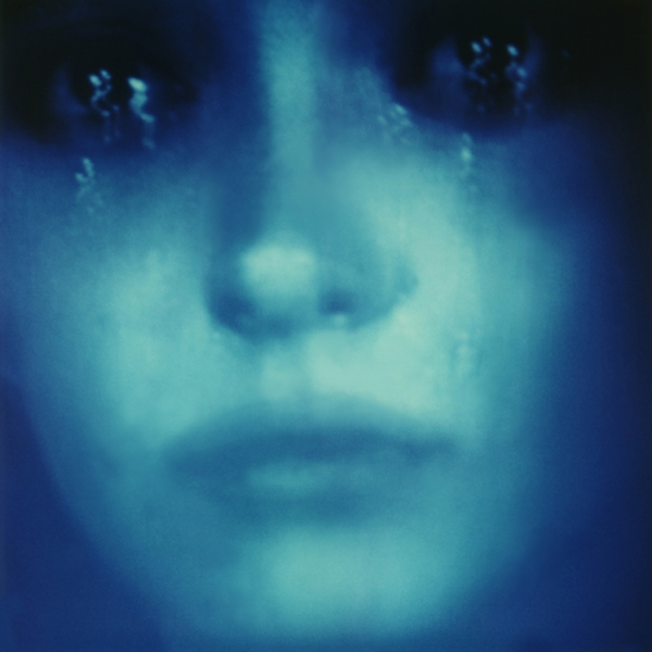 Laura Hughes  Untitled #14 from The Blue Series, 2011  C-print mounted on black sintra with non-glare plexi  24 x 24