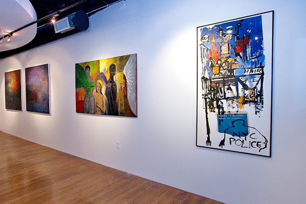 INDO-AMERICAN ARTS COUNCIL: ERASING BORDERS JULY 19 - SEPTEMBER 5, 2014