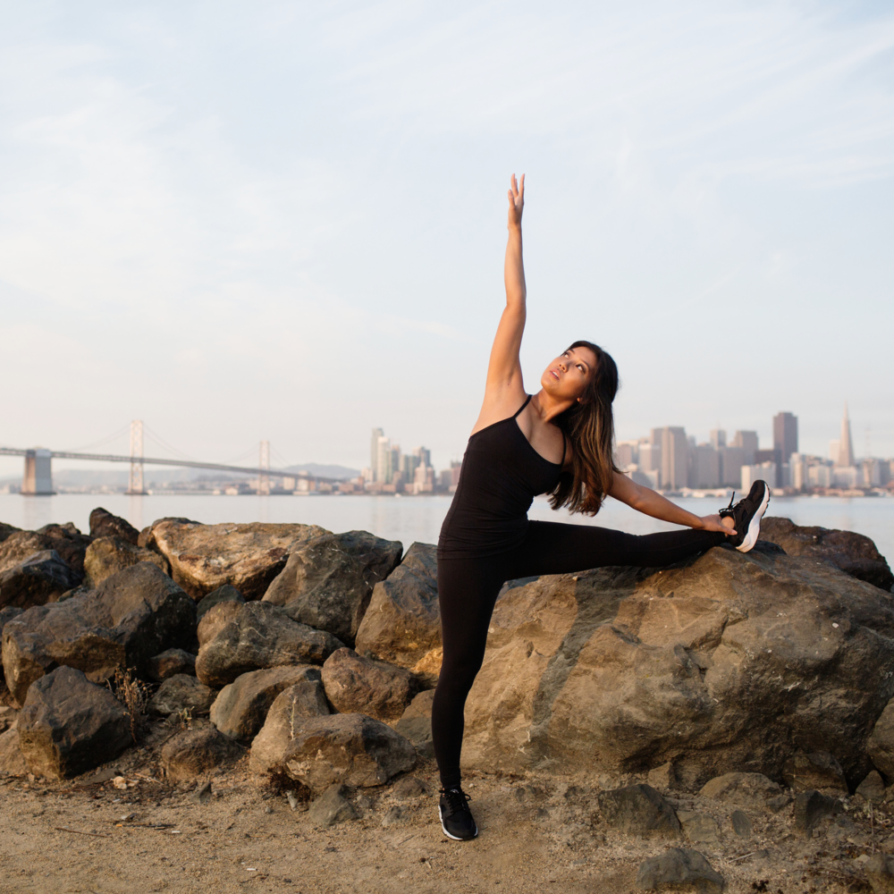 Luisa B. - Instructor since 2015 First dance performance: 3 years old! Best use of your Avant-Barre muscles: dragging my luggage through the streets in Santorini. Why San Francisco rules: Warriors. 'nuf said.