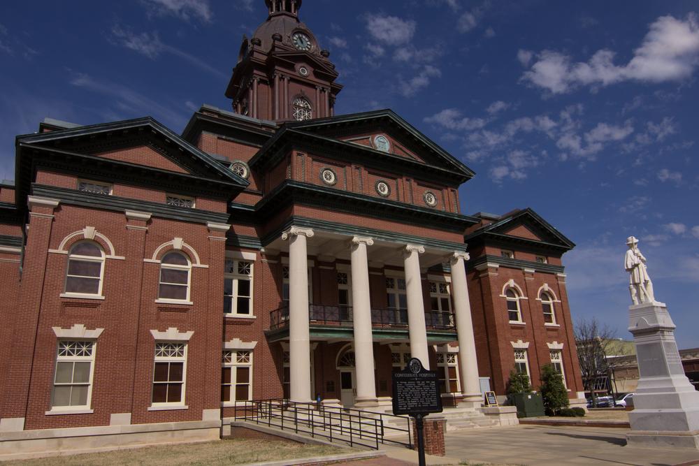 1904 Historic Coweta County Courthouse