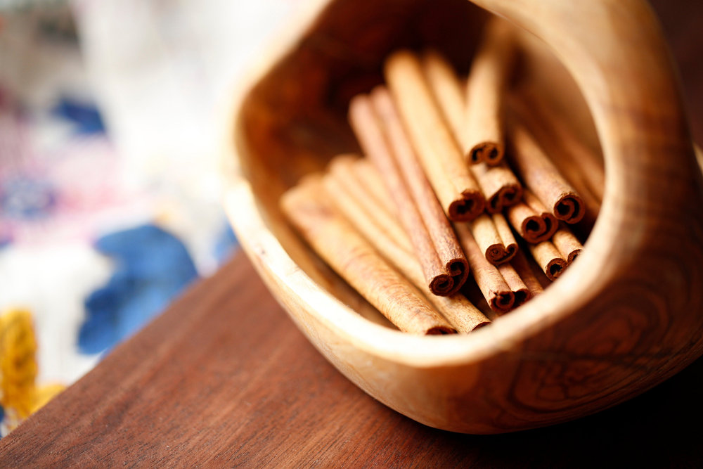 Cinnamon is also reputed to be an aphrodisiac, which is just another reason to love it! Boom-chika-pow-wow!