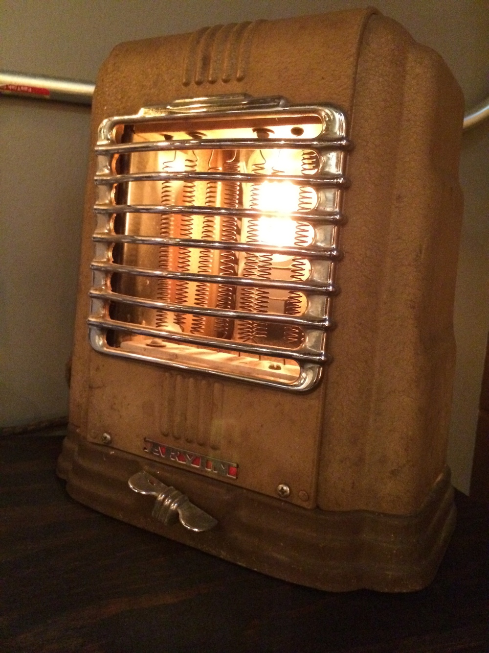 1940's Arvin lamp - $150 (SOLD)