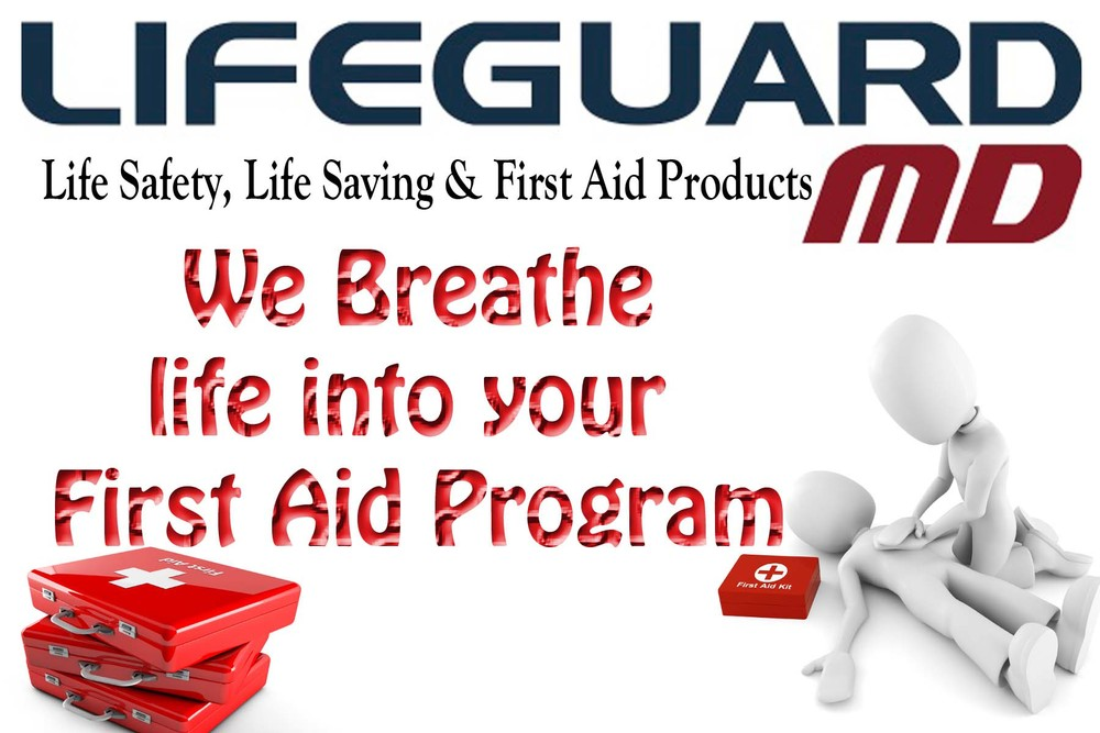 No First Aid plan is complete without an AED. Lifeguard MD is a Philips AED (Automatic External Defibrillator) distributor.
