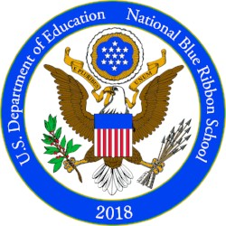 2018 National Blue Ribbon Exemplary High Performing High School