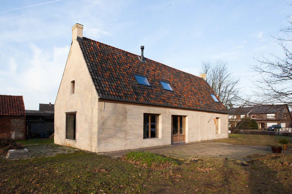 Renovatieproject in Oostakker
