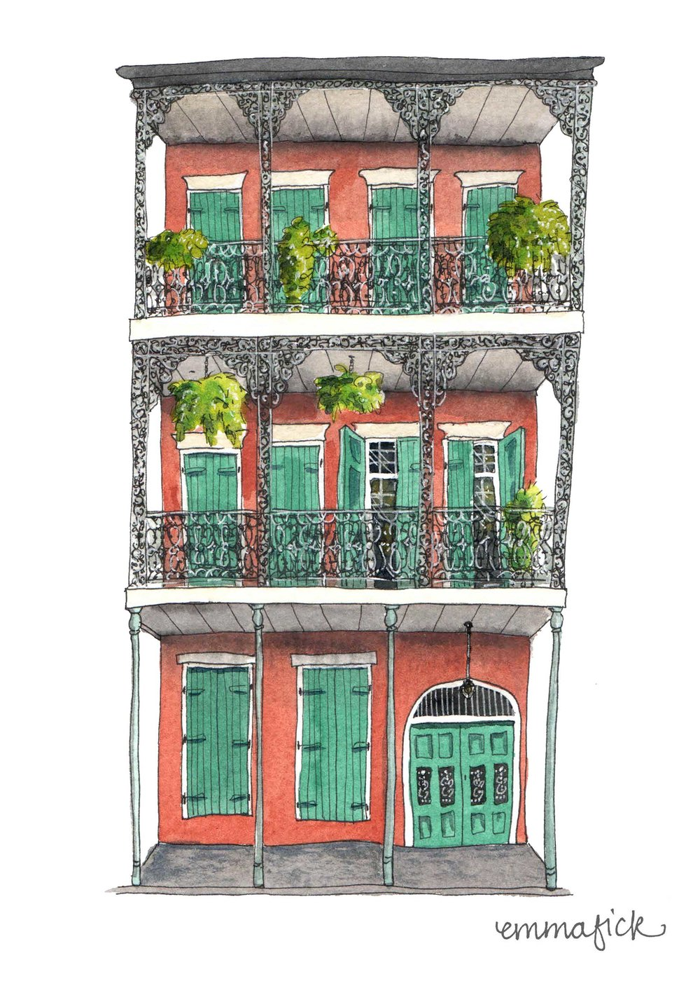 Royal St house print 5x7.jpg