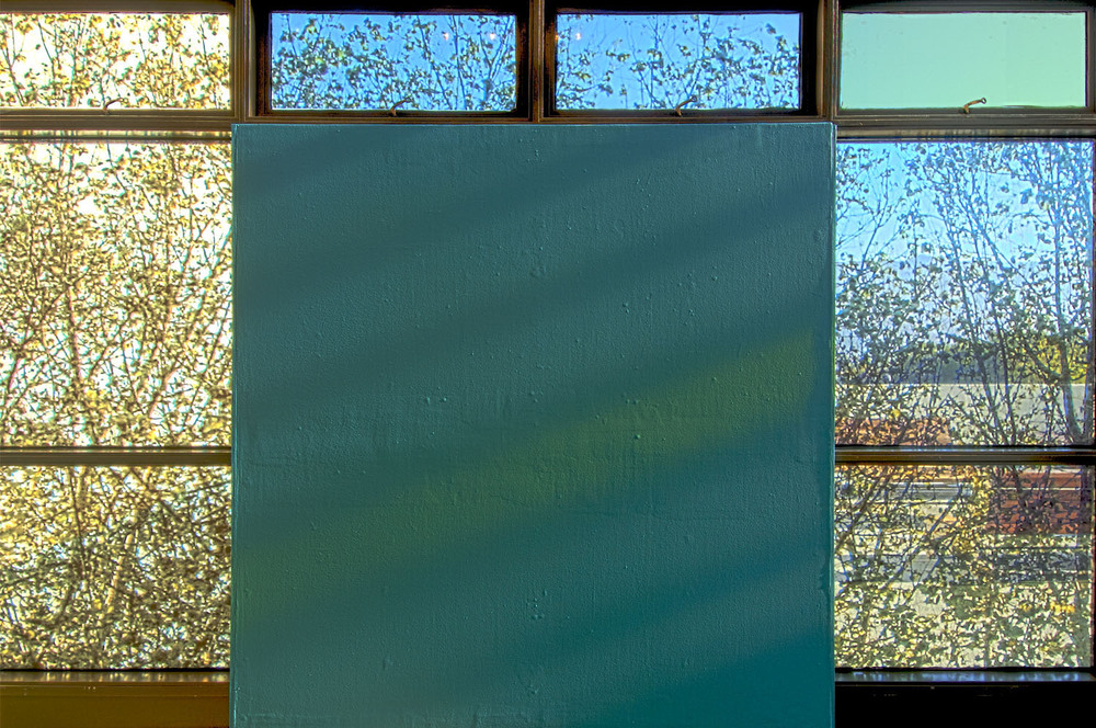 Forest for the Trees (window detail), 2007