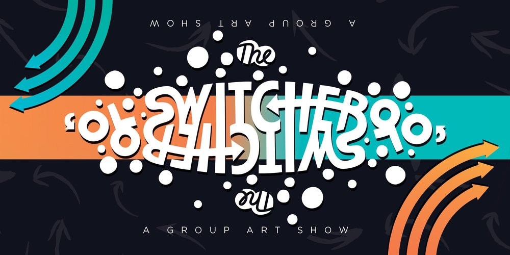 Opening Reception: Friday, August 4, 6-9:00 pm Come out and celebrate summer at 'The 'Ol Switcheroo - A Group Art show'. Over 30 artists from the Ventura and LA County Areas (and one Canadian) will be showing their very diverse array of artistic skills exploring role-reversals. In 'The 'Ol Switcheroo' attendees should be prepared to upend the expected. The pieces in this show will switch the expected relationship between two or more things. Subjects can range from the trivial to the profound, from the provocative to the hilarious. Artwork might take the form of a print, comic, sculpture, painting, book, sketch or installation. Come and check out the show and see the work for yourself! There will be Food, Live Music, Art & good company!
