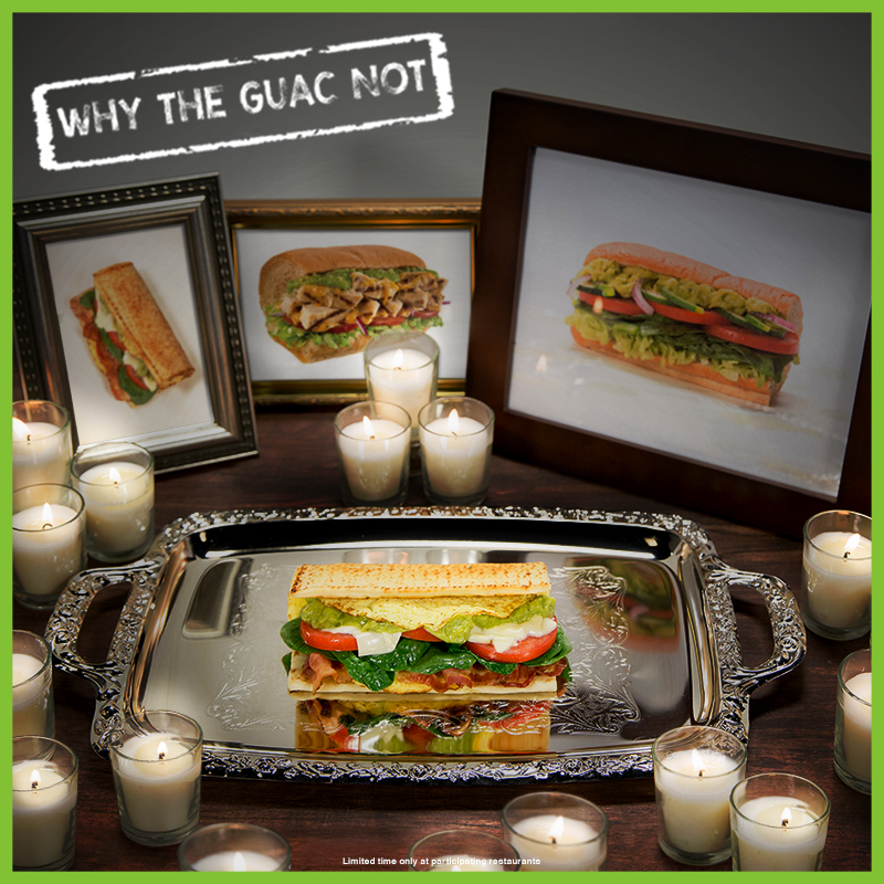 Don't call it a guac'n obsession. Ok, you can. #whytheguacnot