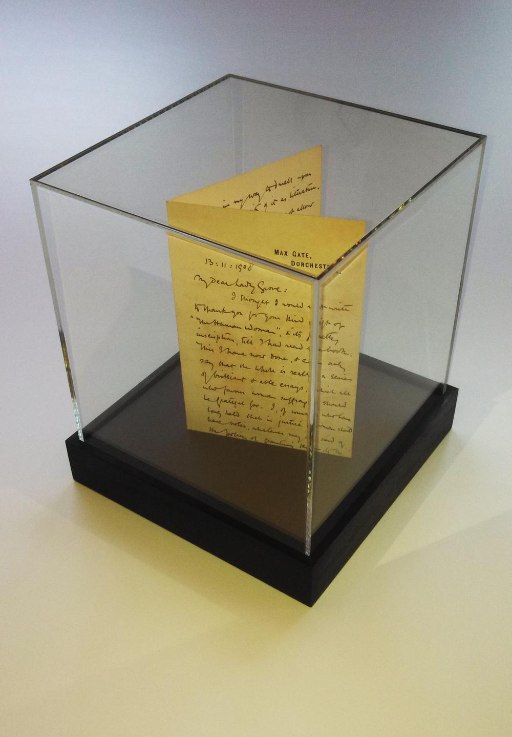 1908 Letter