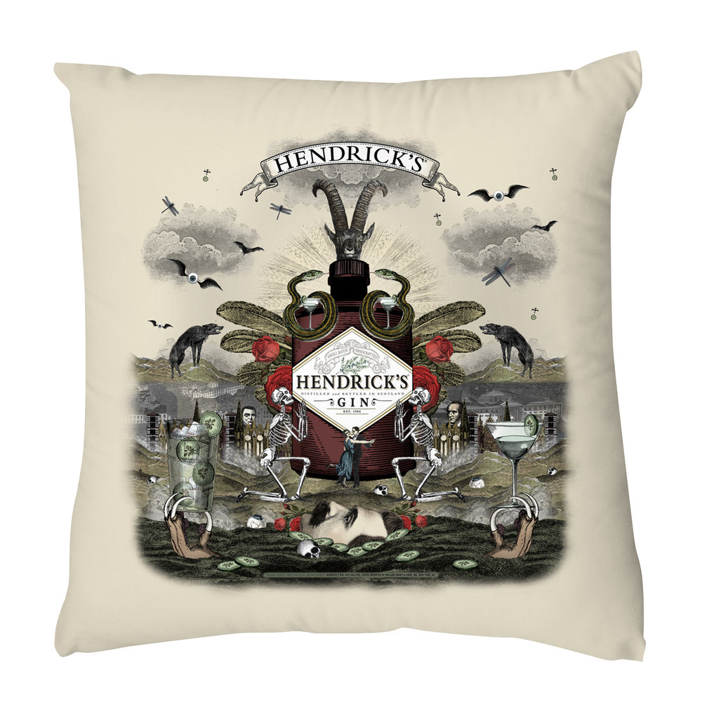 Dreamscape Pillow