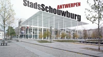 Project stadsschouwburg Antwerpen