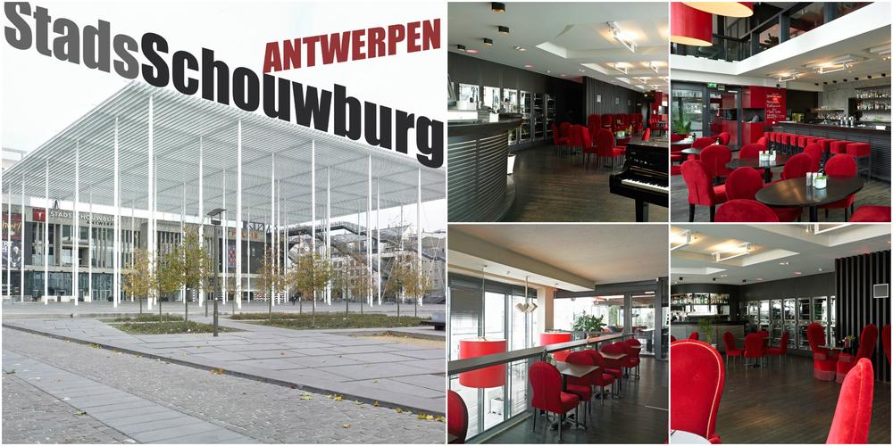 Stadschouwburg Antwerpen