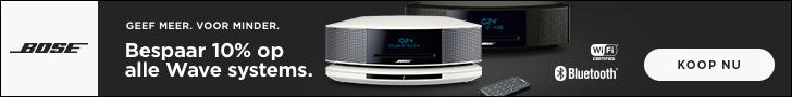 Bose Wave Promo