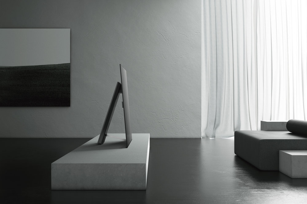 PERFECTIE - Laat u verbazen door het verbluffende design, haarscherp beeld en baanbrekend geluid.