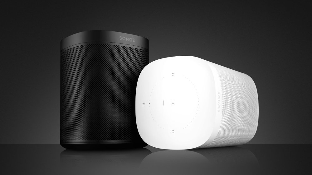The Smart Speaker for Music Lovers - The new Sonos One with future-ready voice control