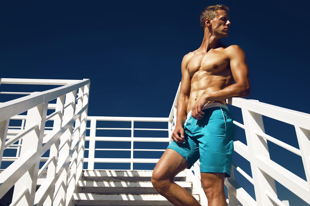 Moritz Board Shorts
