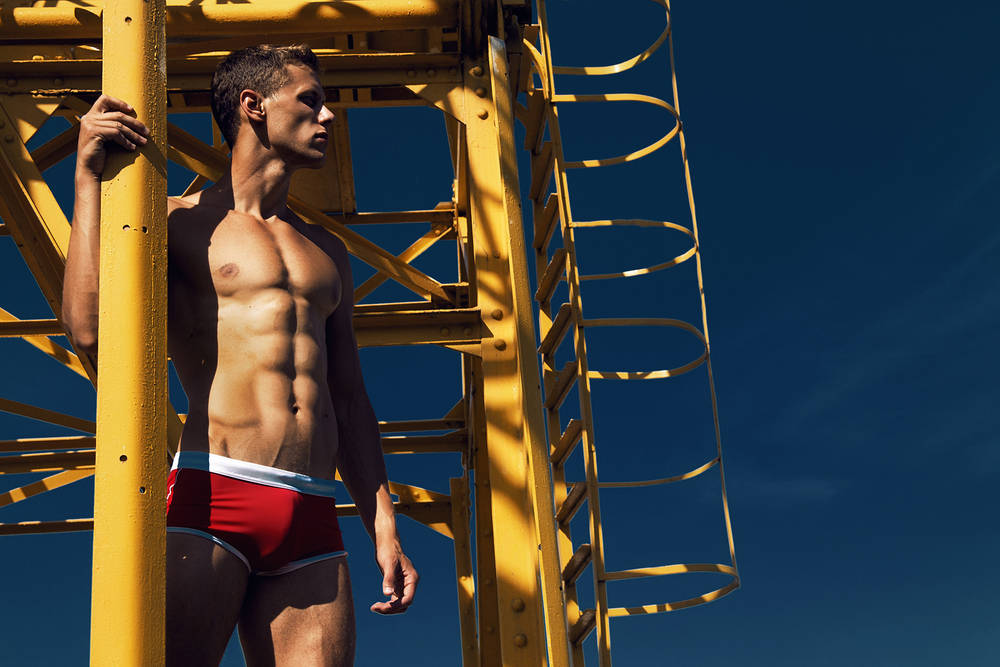 St. Martin Swim Trunk