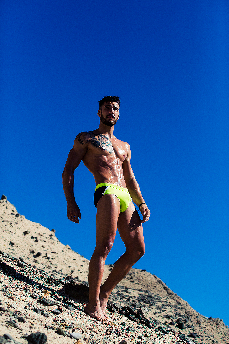 Lagos Swim Brief