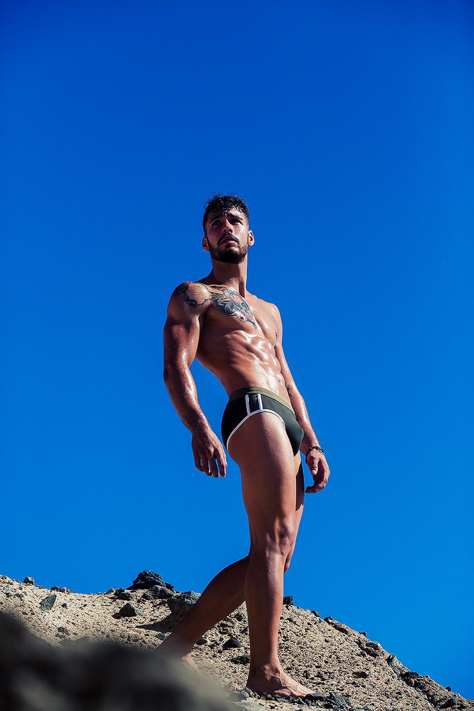 Belmare Swim Brief