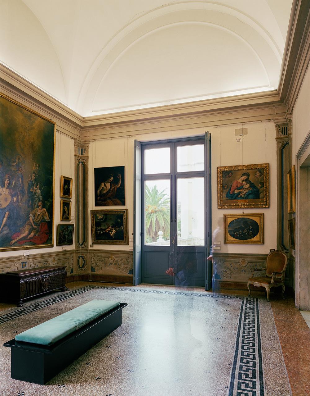 Picture Gallery, Galleria Corsini, Rome